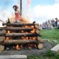 Zveme vás na již tradiční pálení čarodějnic u rybníka.