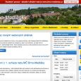 Dnešního dne jsme pro vás spustili zkušební provoz nových webových stránek MČ Brno-Medlánky. Vyzkoušet si je můžete na adrese brno-medlanky.eu. Více informací naleznete již na nových webových stránkách v článku […]
