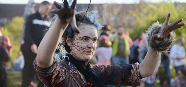 Tradiční pálení čarodějnic u rybníka pro celou rodinu, občerstvení zajištěno: