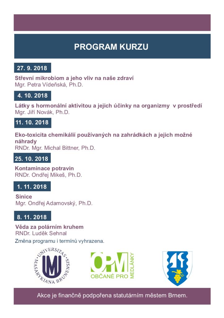 Plakátek_Zdraví a potraviny_Medlánky_2018