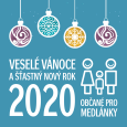 Krásné Vánoce a ještě hezčí nový rok 2020, milí sousedé, kamarádi a známí….